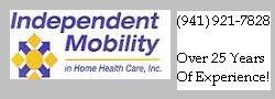 Independent Mobility in Home Health Care, Inc.